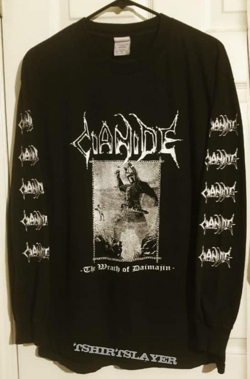 Cianide - The Wrath of Daimajin LS