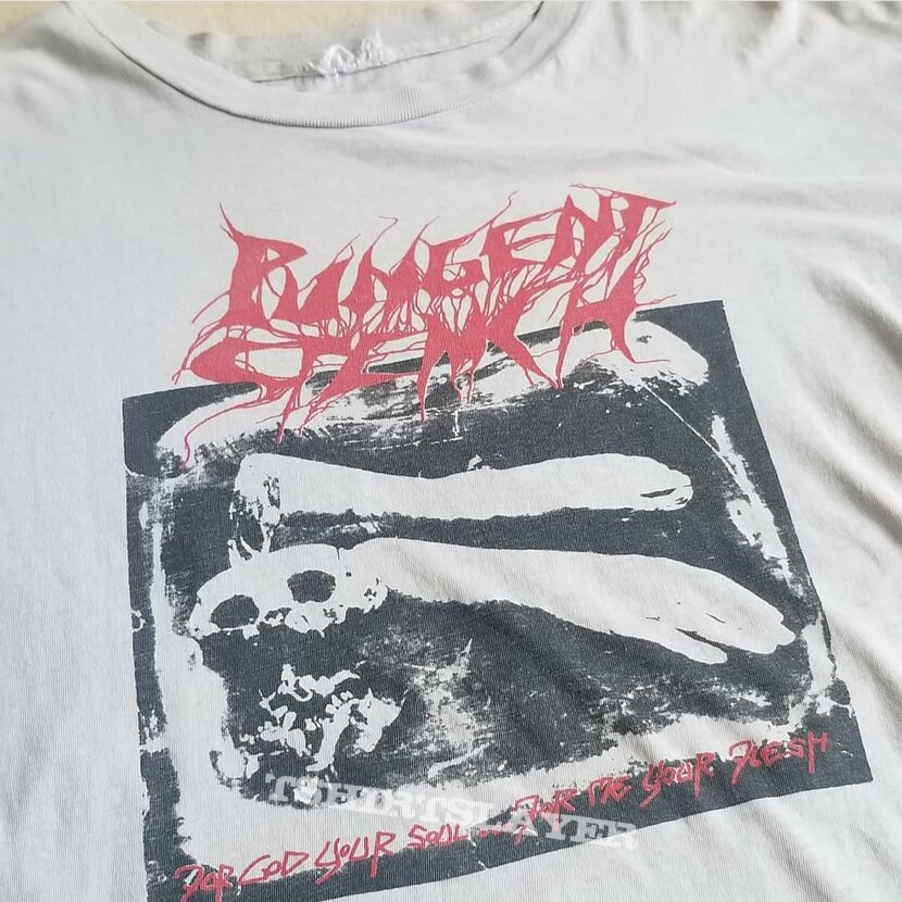 Pungent Stench - For God Your Soul... For Me Your Flesh (Fleisch tour 1990)