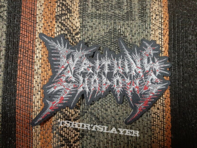 Writhing shadows logo patch