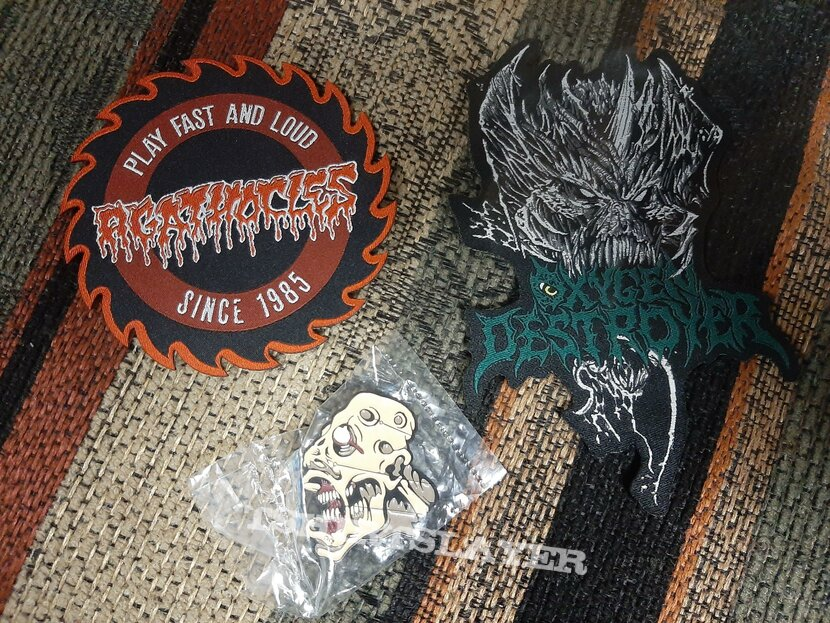 Patches for negative one