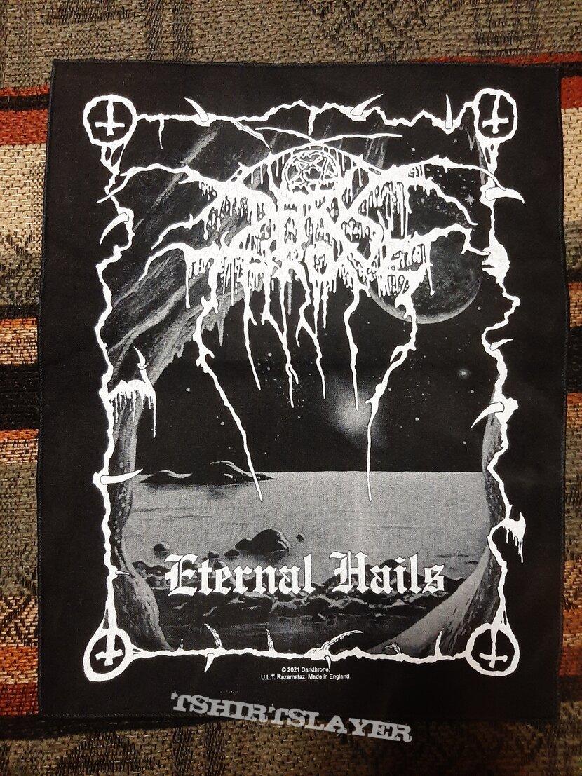 Darkthrone eternal hails backpatch