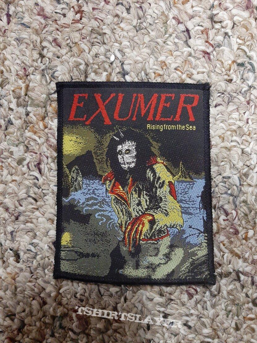 Exumer rising from the sea