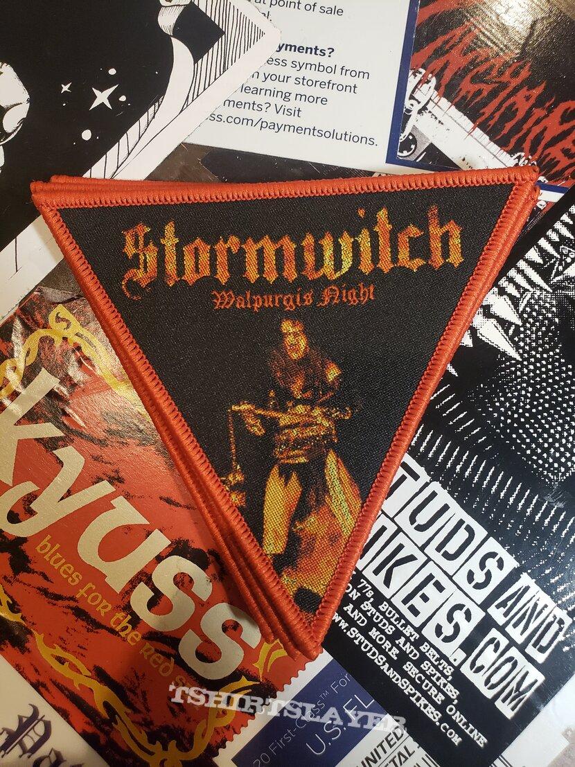 Stormwitch - Walpurgis Night patch