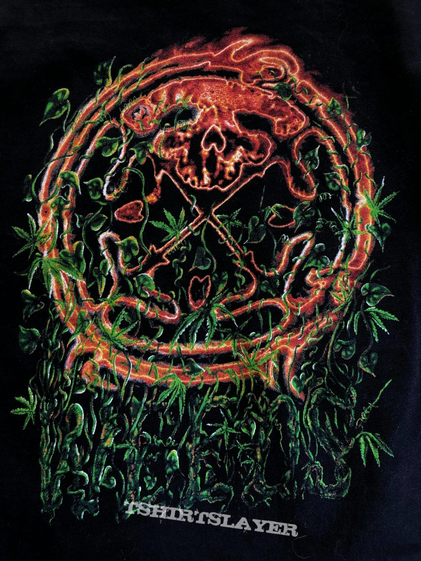 1997 Life of Agony Weeds Tour Longsleeve