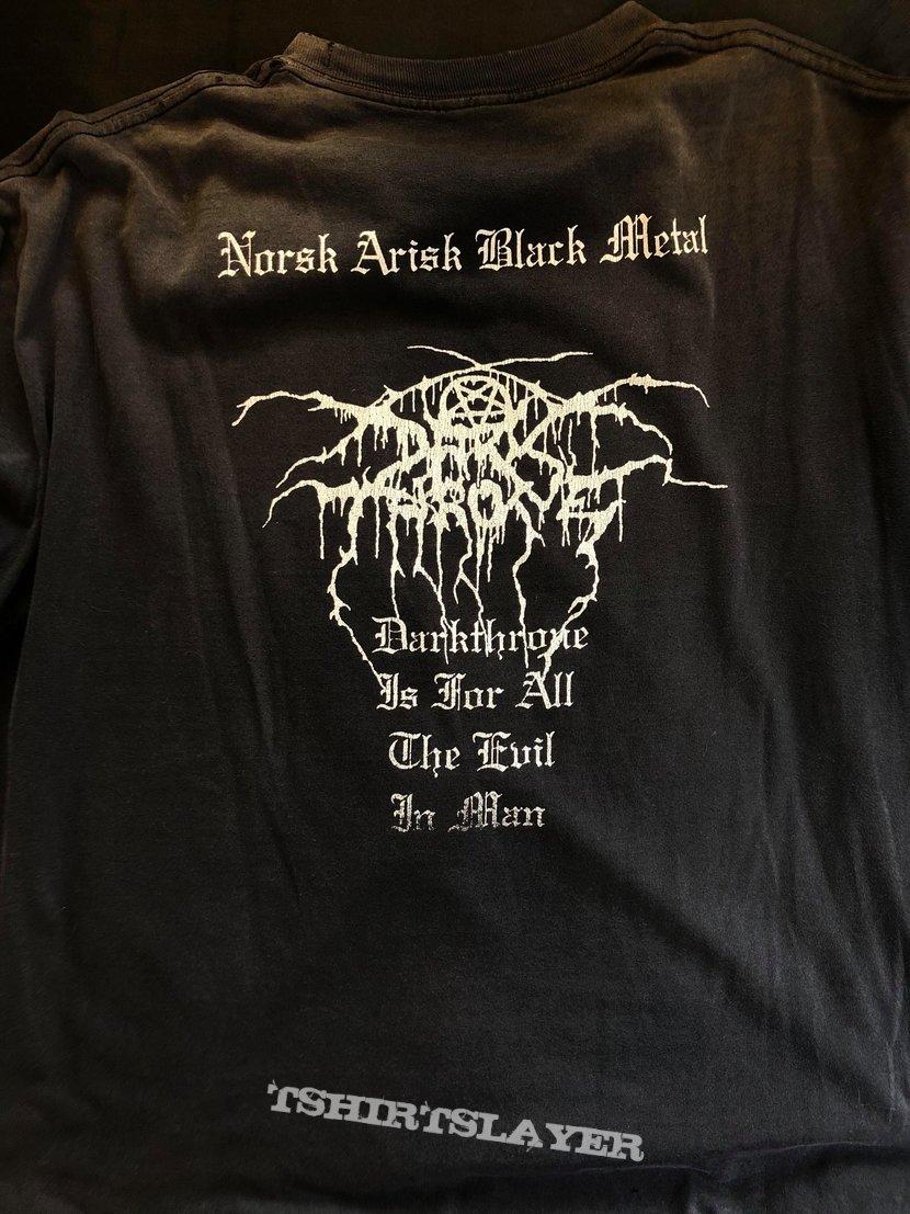 90s Darkthrone Morning Star Shirt
