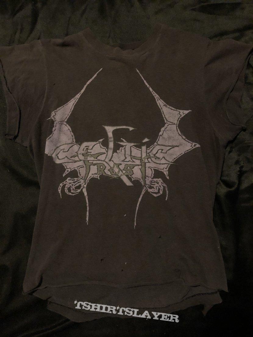 80's Celtic Frost Morbid Tales Shirt
