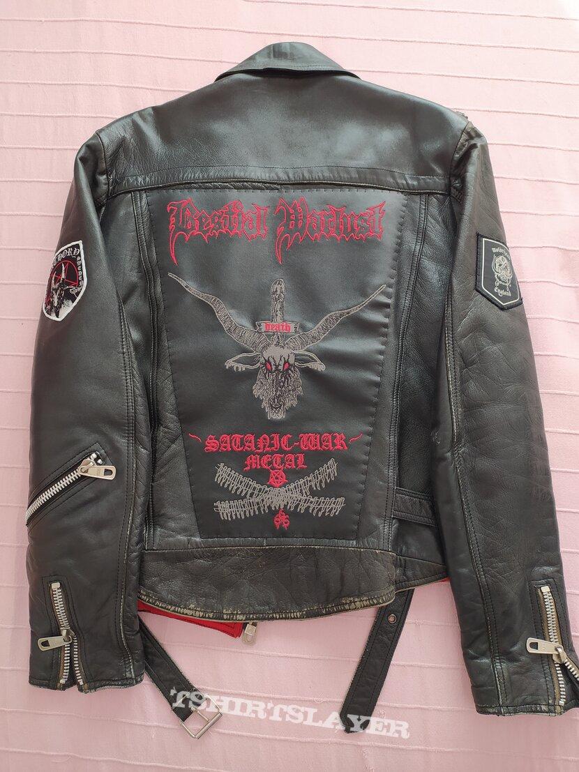 Campri leather jacket