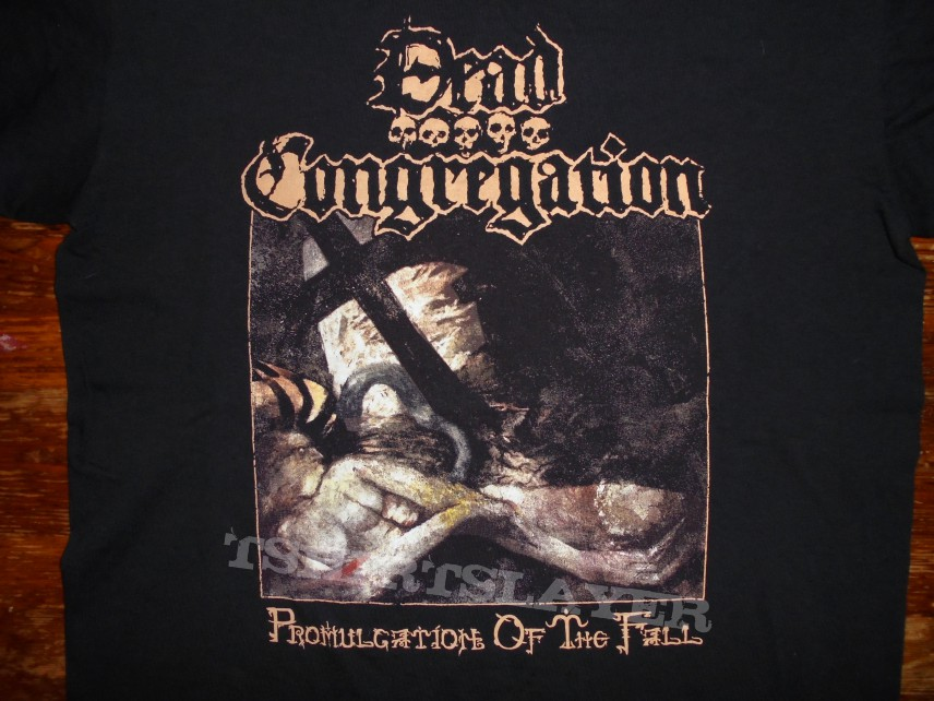 Dead Congregation - Promulgation of the fall T-shirt