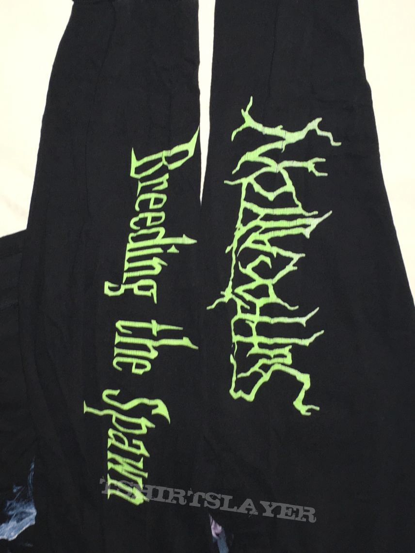 Suffocation - Breeding The Spawn longsleeve shirt