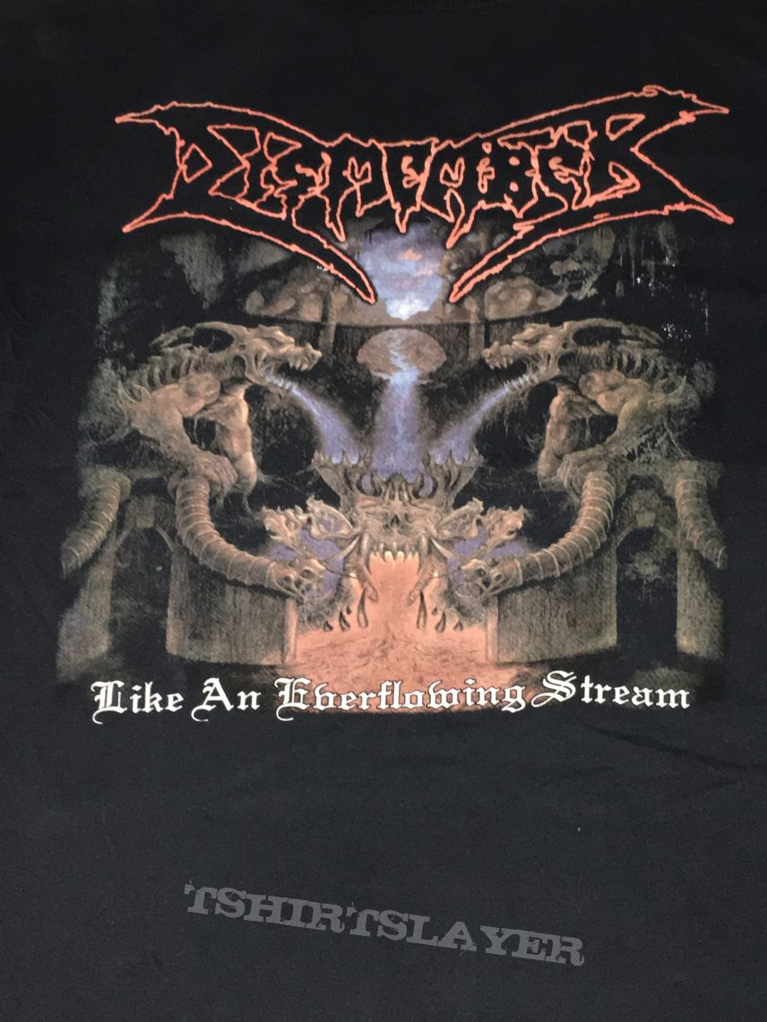 Dismember - Like An Everflowing Stream shirt