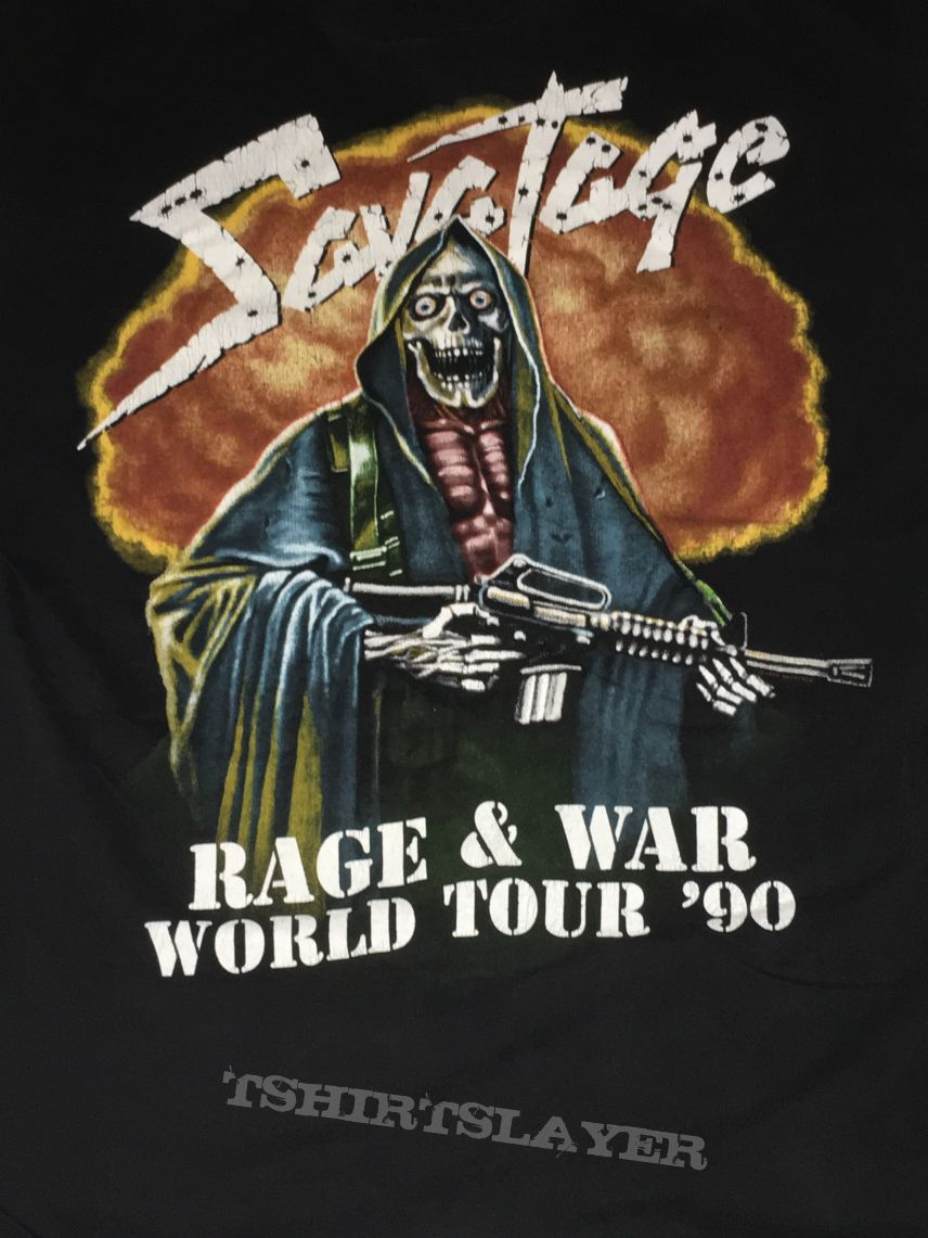 battle jacket patch Savatage The Dungeons Are Calling  woven patch vest patch