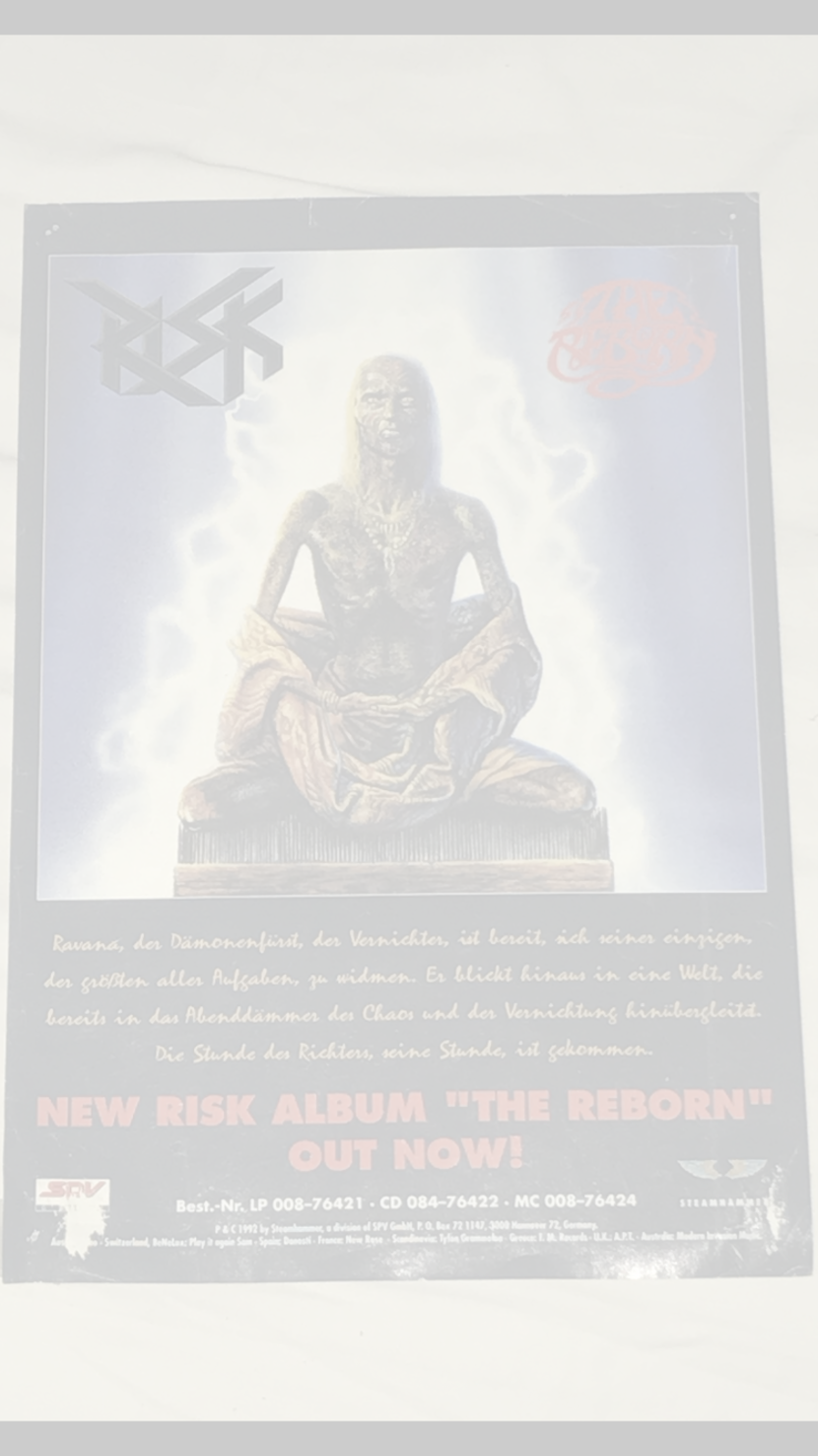 Risk - Poster Collection