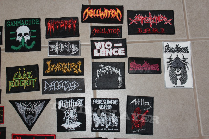 Bootleg patches