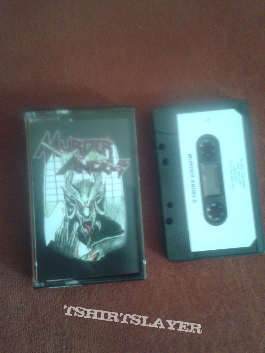Murder Angels lp + tape