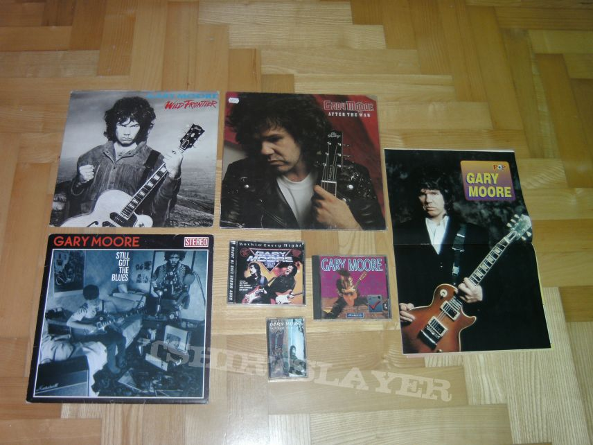 Gary Moore collection