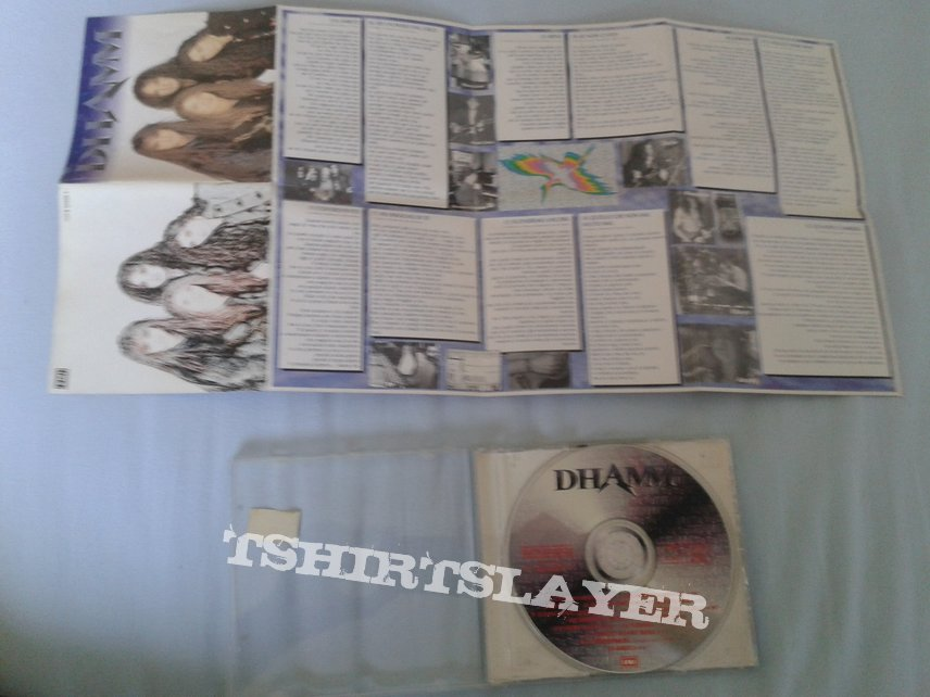 DHAMM cd 1995