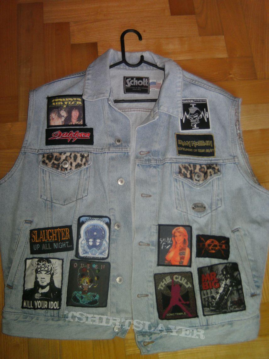 Hard n Heavy vest