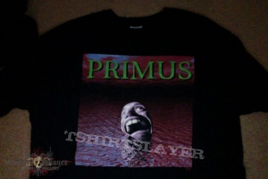 TShirt or Longsleeve - Primus tales from the punchbowl era shirt