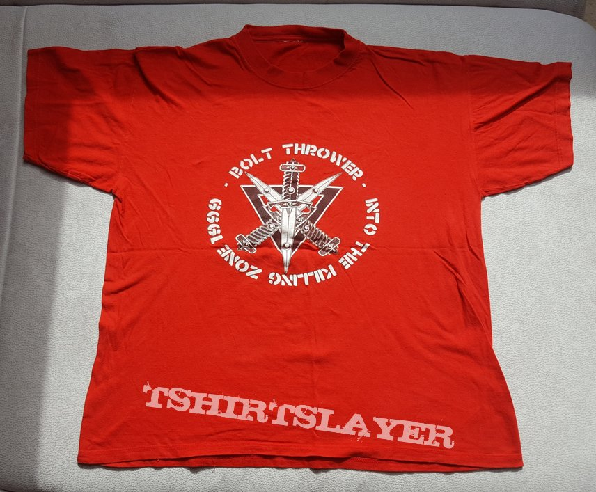 Old Bolt Thrower Shirt