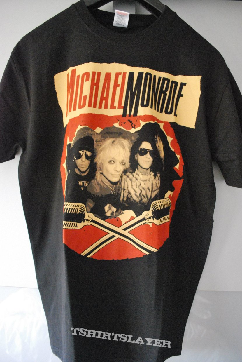 Michael Monroe - UK Tour 2010