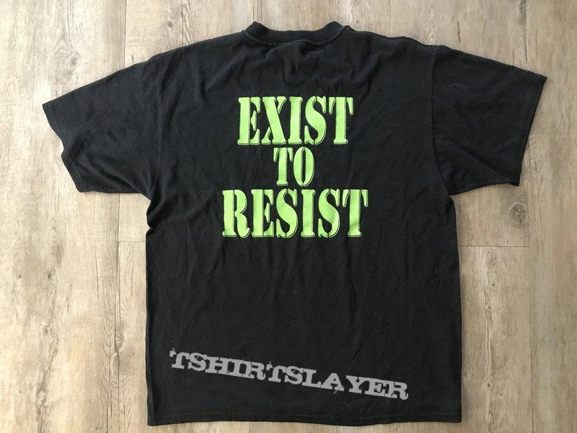 Hades - Exist to Resist