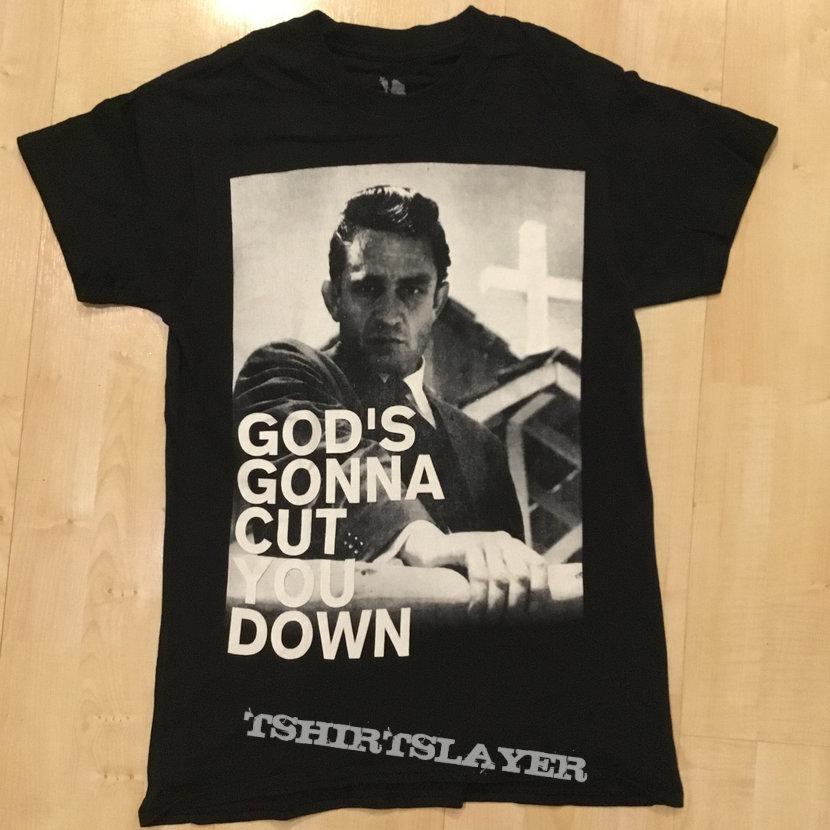 """Johnny Cash """"GGCYD"""" shirt"""
