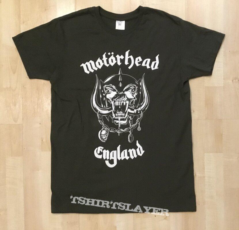 Motörhead / England T-shirt