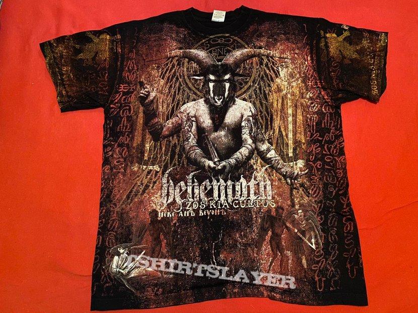 Behemoth - Zos Kia Kultus Shirt XL