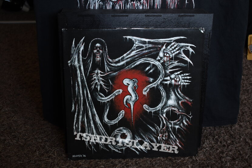 Nefarious Dismal Orations - autographed vinyl