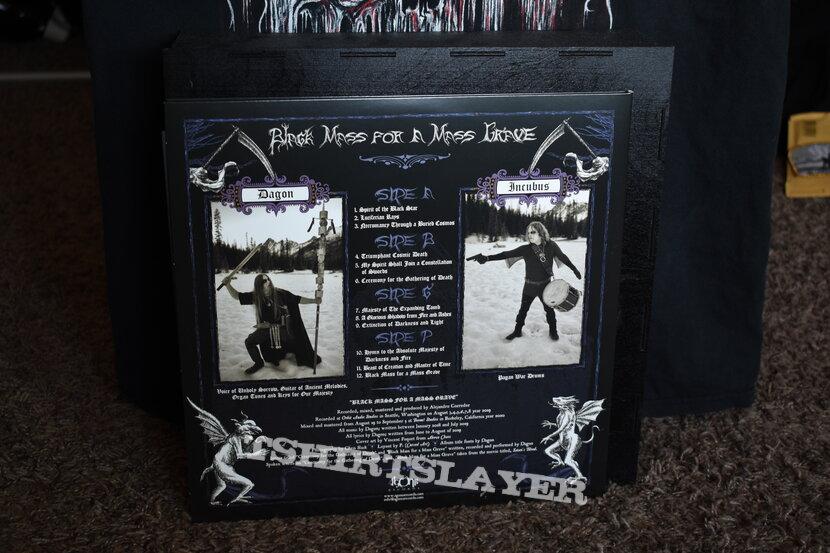 Black Mass for a Mass Grave - vinyl boxset