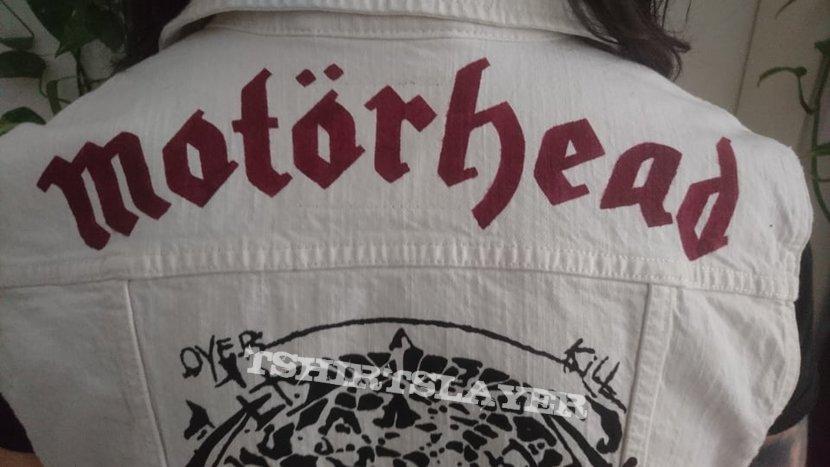 Motorhead Vest