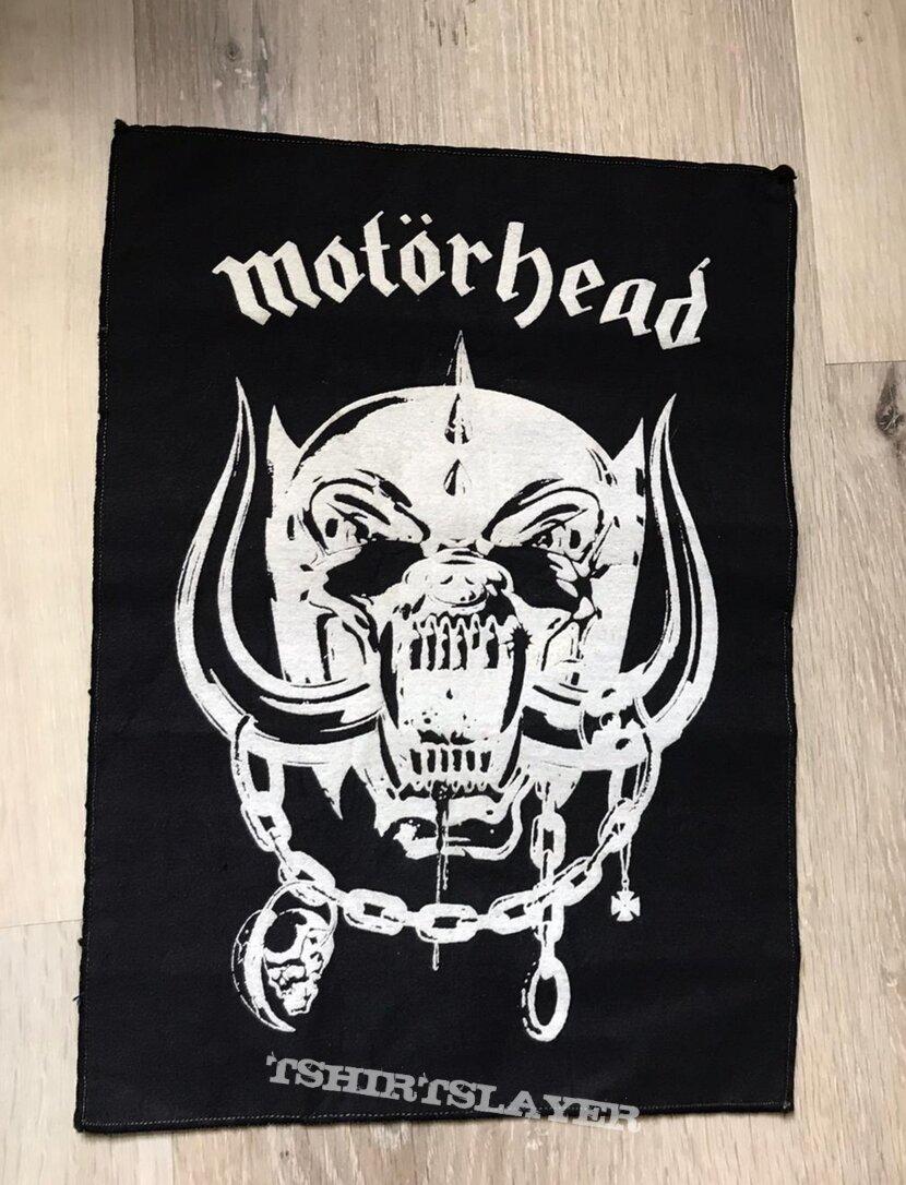 Motorhead backpatch