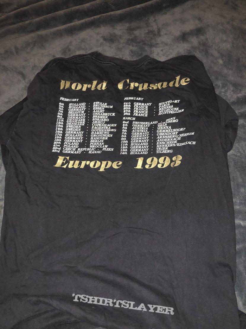 Bolt thrower - world crusade - europe