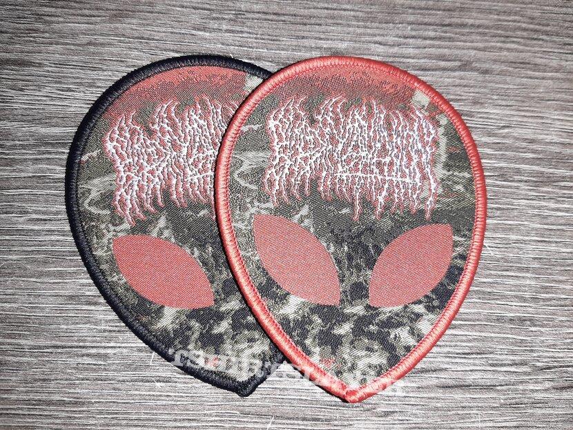 Blood incantation alien patch