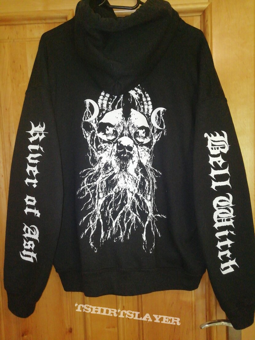 Bell Witch river of ash hoodie