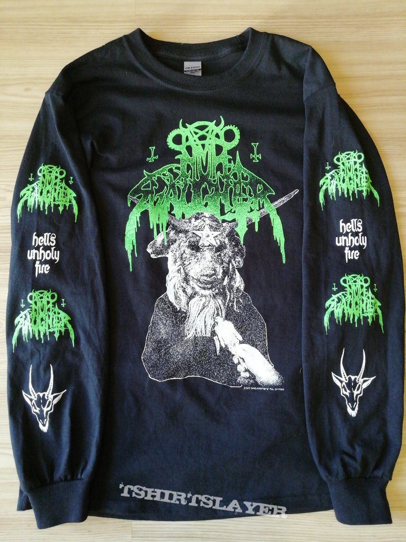 Nunslaughter hells unholy fire ls