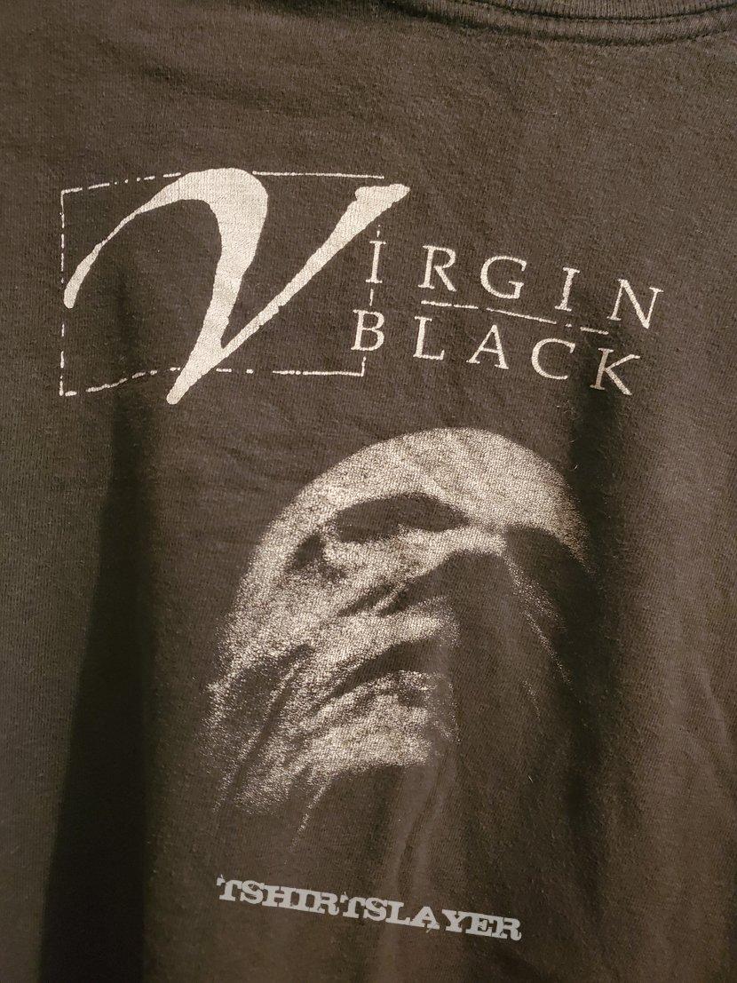 "Virgin Black ""Trance"" shirt"