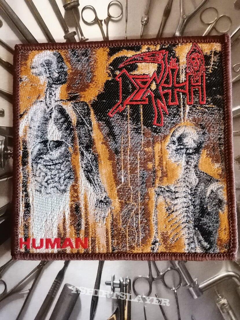 Death patch human