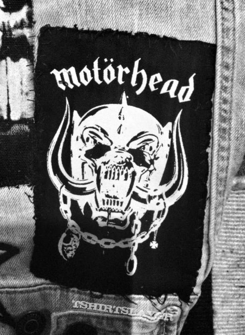 Motorhead patch!