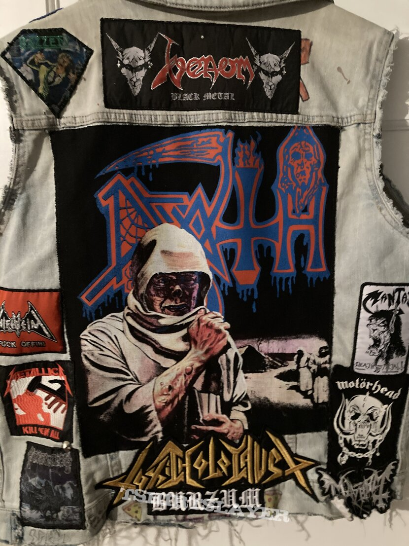 My battle vest, update