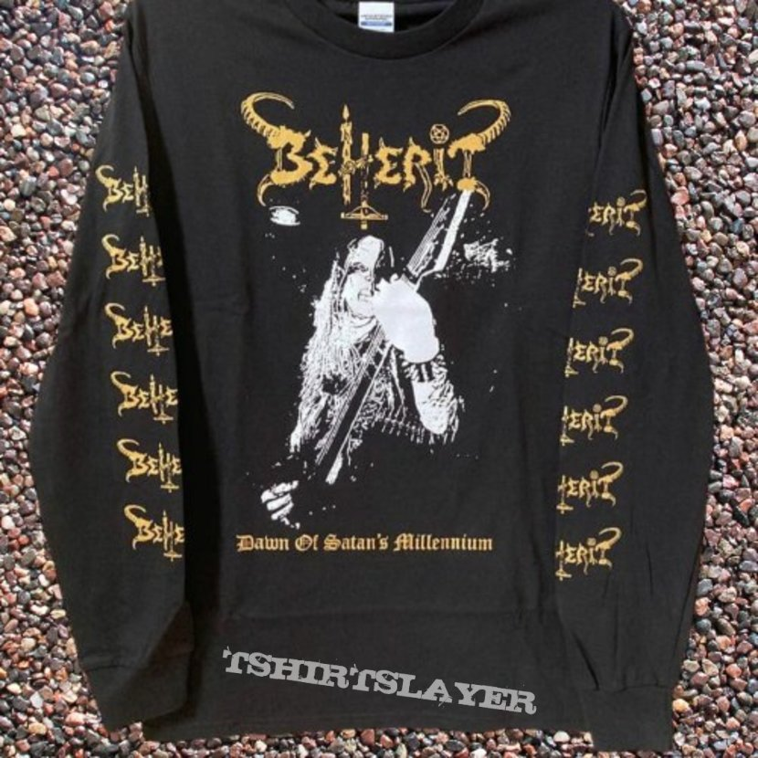 Beherit - Down Of Satan's Millennium