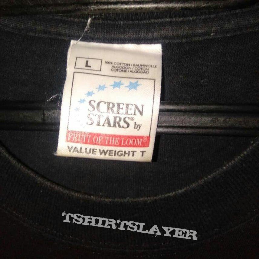 BON JOVI Crush Tour 2000 short sleeve shirt