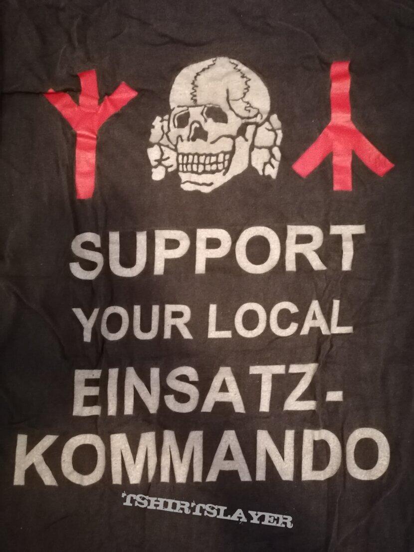 BURZUM Support Your Local Einsatzkommando LS 1997