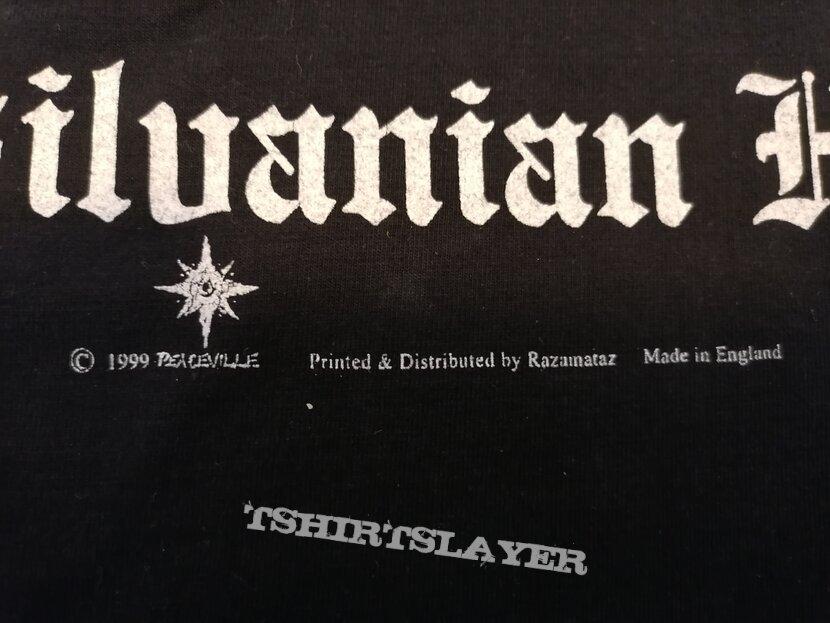 DARKTHRONE Transylvanian Hunger LS 1999