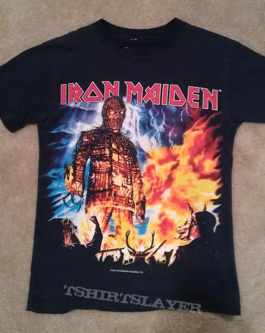 0efe0c73 Iron Maiden. TShirt or Longsleeve - Iron Maiden - wicker man ...