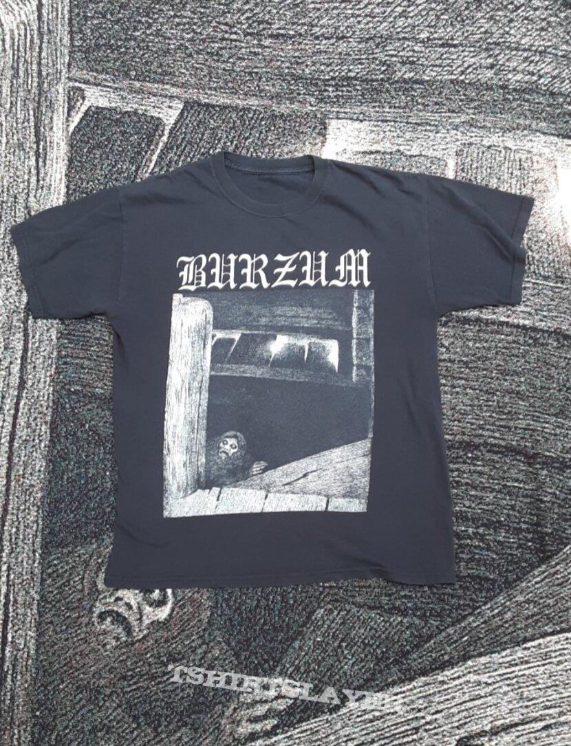 Burzum - late 90's tshirt