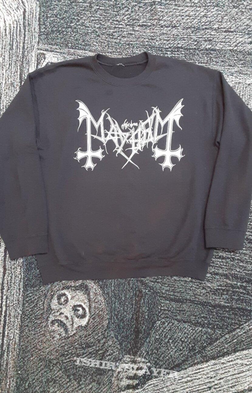 Mayhem - mayhem logo