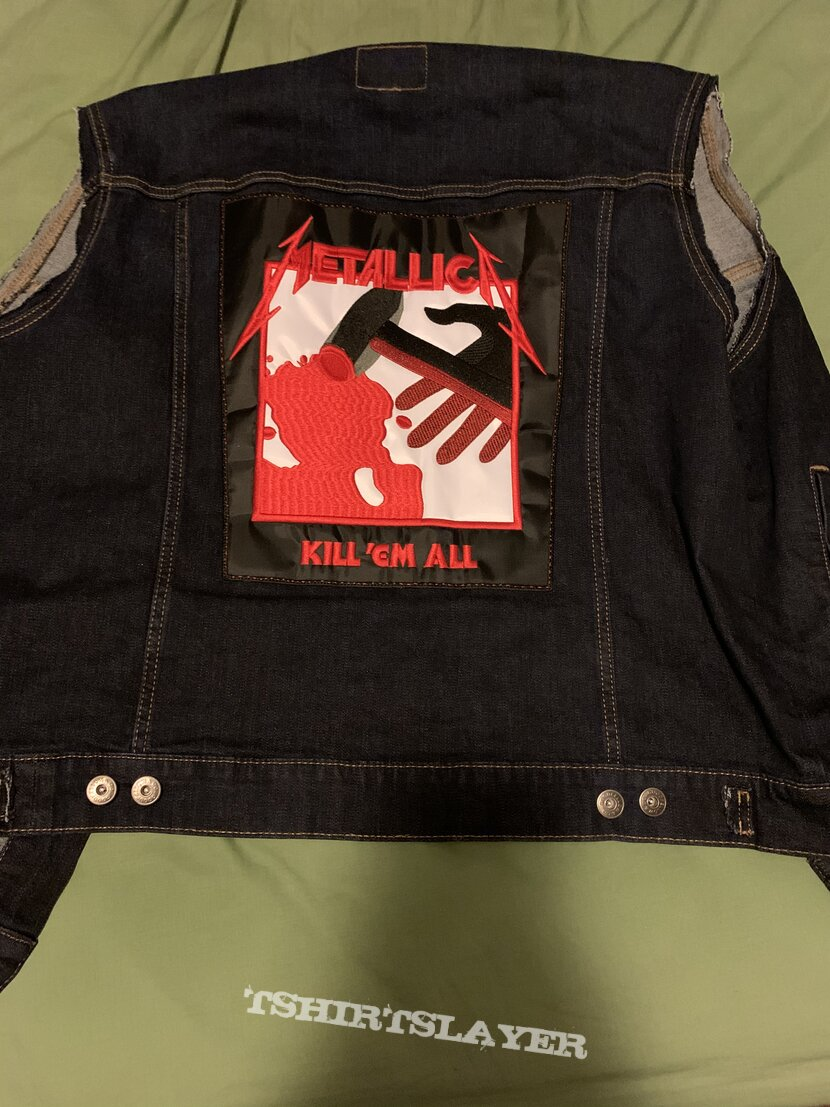 2nd battle jacket
