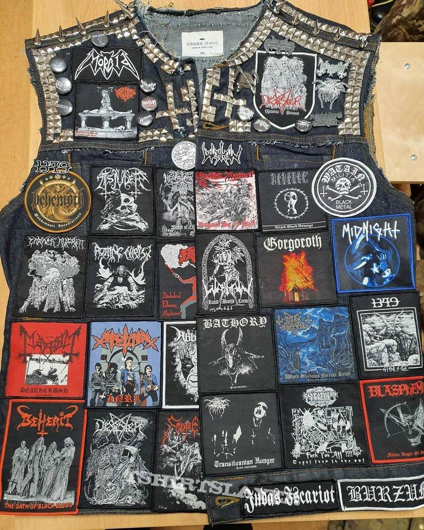 My battle vest