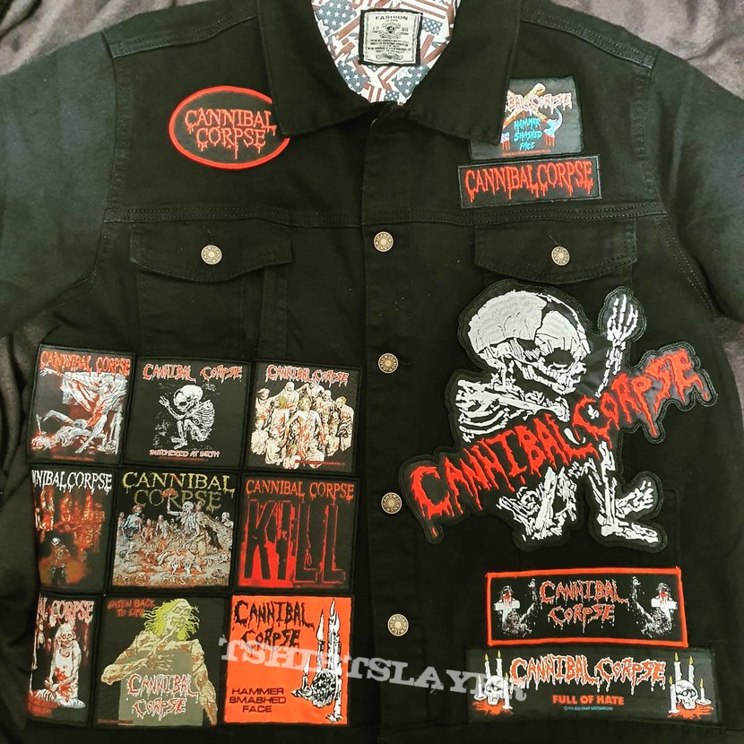WIP cannible corpse vest